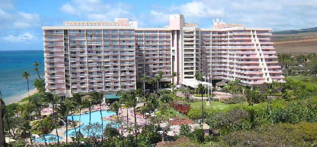Kaanapali Beach Club Discounted Rates