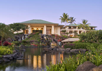 Grand hyatt kauai discounted rates for A touch of elegance salon kauai