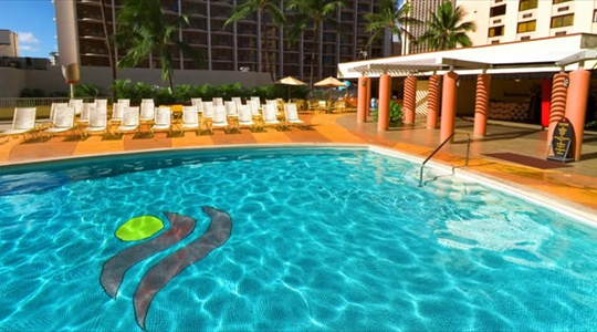 Oceanfront Hotel Room Lanai